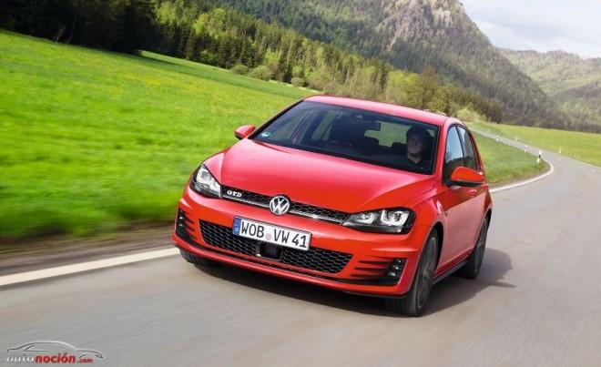 Volkswagen Golf GTD a partir de 31.000 euros