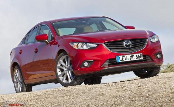 Mazda vende un 6.9% más que en 2012