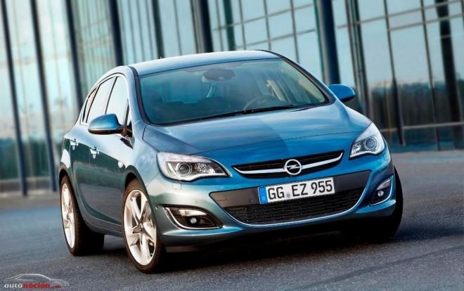 Opel lidera el mercado de turismos en Mayo