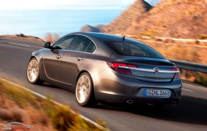Nuevo Opel Insignia: La ofensiva de Opel en el mercado pasa de nivel