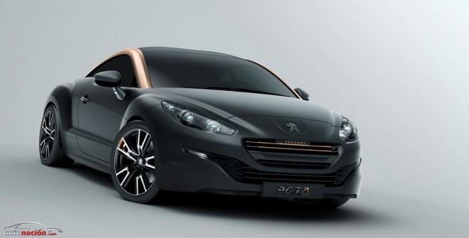 El Peugeot RCZ R será mostrado en Goodwood antes de su lanzamiento a finales de año