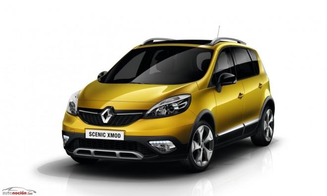 Renault Scénic Xmod: Detalles y precios