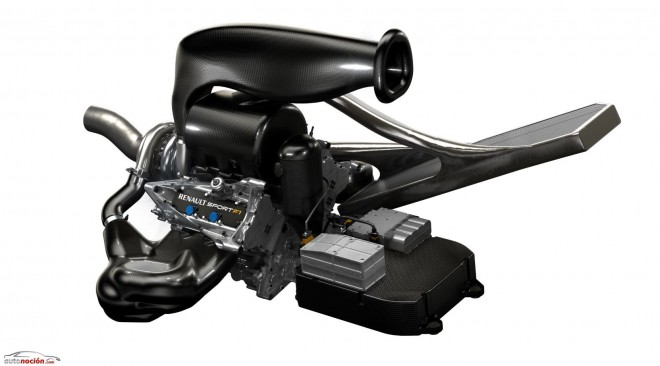 La evolución de los motores Renault de F1: Del V8 RS27-2013 al Power Unit Energy F1-2014