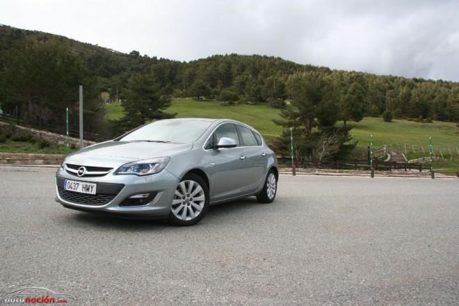 Prueba Opel Astra 1.4 Turbo: ¿Nuevo Premium?
