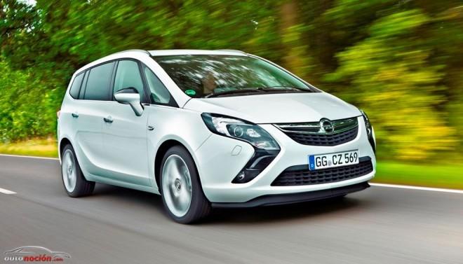 Opel apuesta por el GLP y lanza su gama de vehículos adaptados