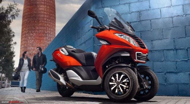Peugeot Metropolis llega a España