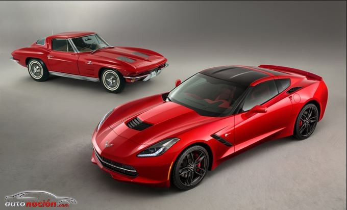 El Chevrolet Corvette Stingray llega a España desde 79.990 Euros