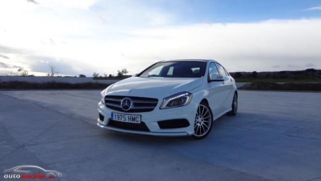 Prueba del Nuevo Mercedes-Benz Clase A: Un Hatchback con estrella