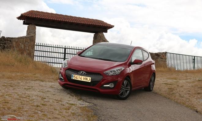 Toma de Contacto Hyundai i30 3p: Diseñado en Alemania para desafiar a los alemanes