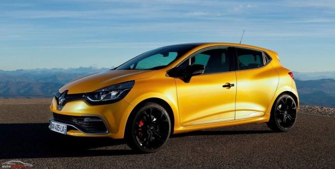 Renault calzará el Clio RS 200 EDC con los Dunlop Sport Maxx RT