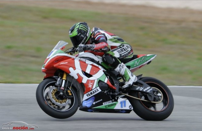 SuperSport: Lowes vence una emocionante carrera en Portimao