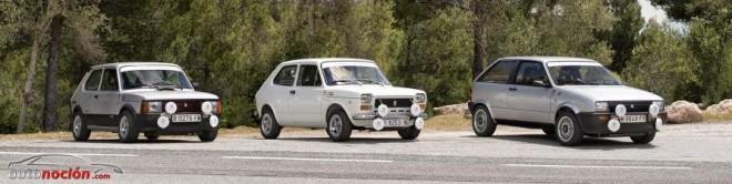Seat asistirá al Rally Villa de Pravia y al Jarama Vintage