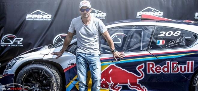 Loeb ya está listo para el Pikes Peak con su Peugeot 208 T16