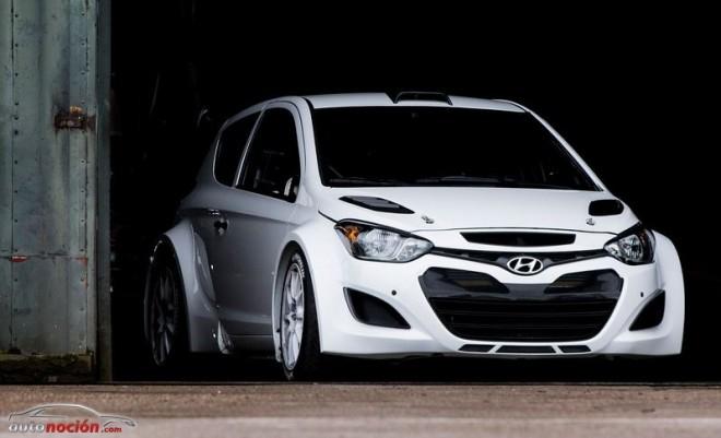 El equipo Hyundai Motorsport presenta su nueva sede en la que preparará el WRC
