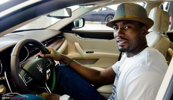 ¿Qué coche ha recibido el ÑBA Serge Ibaka?