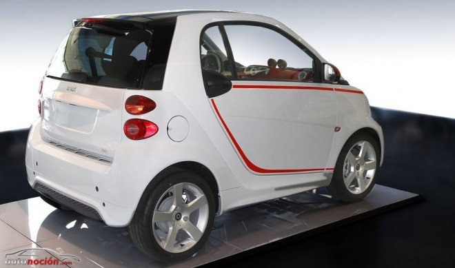 Combina alojamiento y Smart con el Smart Ushuaïa Limited Edition