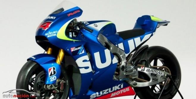 Suzuki vuelve a MotoGP para el 2015