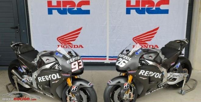 Test en Aragón de MotoGP