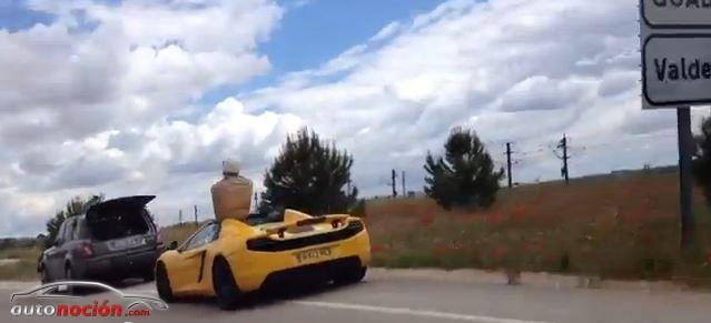 Top Gear está de rodaje por España