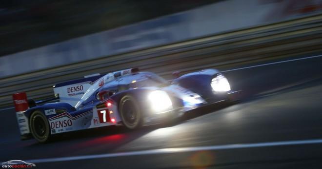 Toyota Racing ultimando los detalles para Le Mans