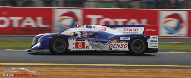 Toyota Racing prepara los últimos detalles para Le Mans