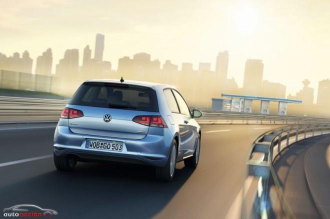 El Volkswagen Golf 30 millones ha salido Wolfsburg