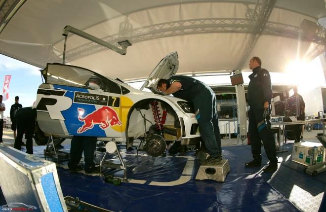 La reclamación que Citroën Total Abu Dhabi WRT presentó tras el Rallye de Grecia se centraba en las baterías