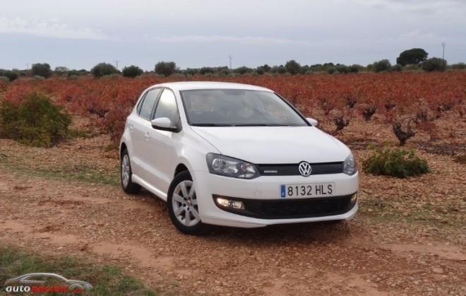 Prueba Volkswagen Polo Bluemotion: Más de 1.000 km con menos de 40 litros