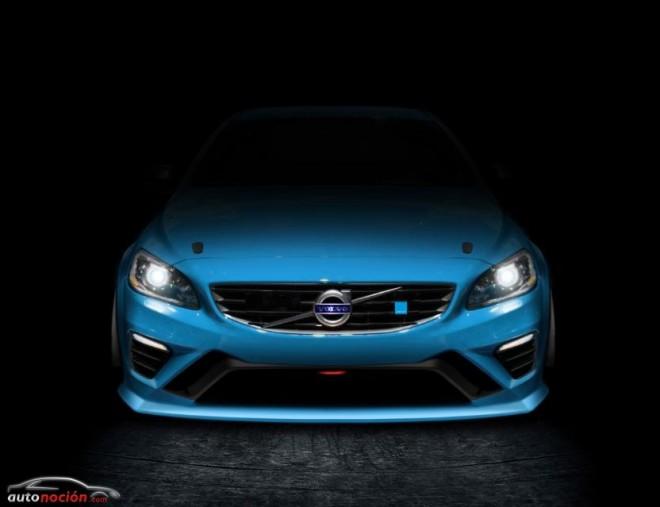 Volvo competirá con el S60 Polestar en la Australian V8 Supercars en 2014