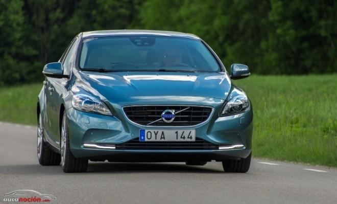 Las ventas de Volvo caen un 6.2%: EL V40 frena la caída