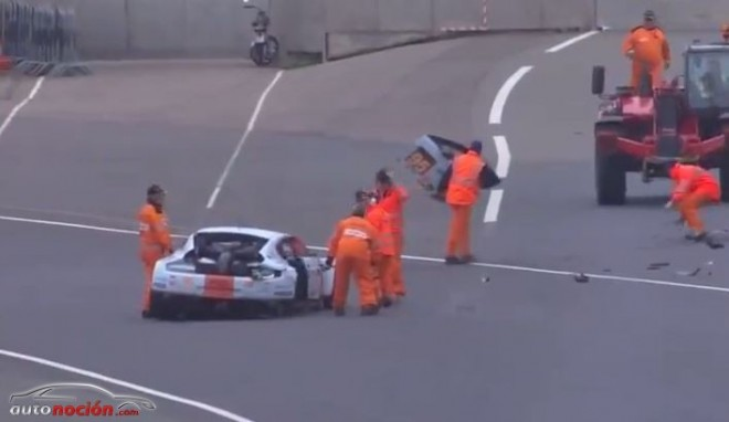Le Mans se cobra su primera víctima desde 1997: Fallece Allan Simonsen