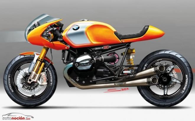 Tras 90 años de historia: BMW Concept Ninety