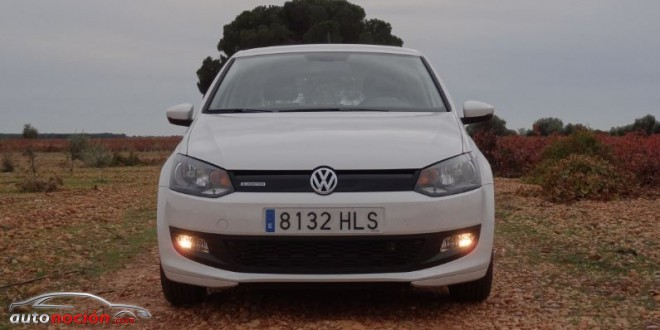 frontal Volkswagen Polo