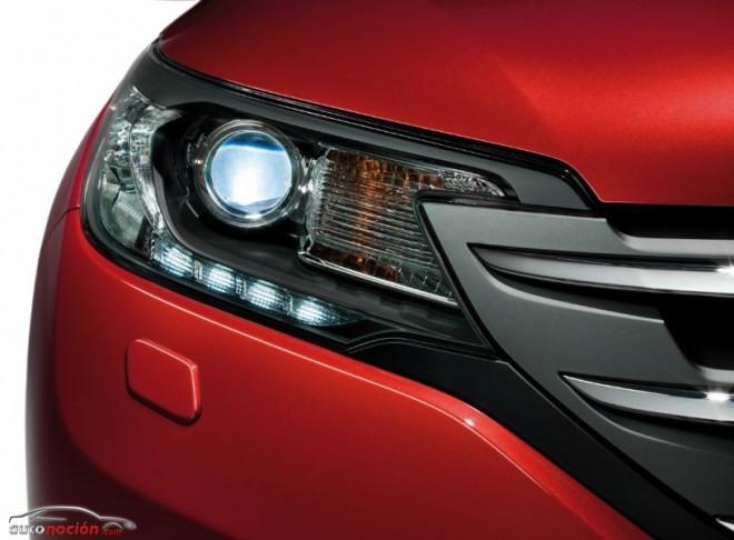 El nuevo Honda CR-V obtiene la máxima puntuación en las pruebas Euro NCAP