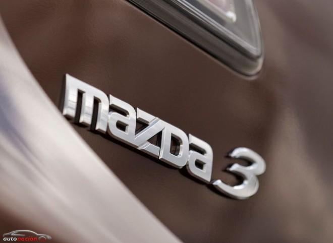 Mazda celebrará esta semana el 10º aniversario de su modelo más vendido, el Mazda 3