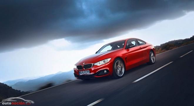 Así es el nuevo Serie 4 Coupé y la nueva nomenclatura de BMW