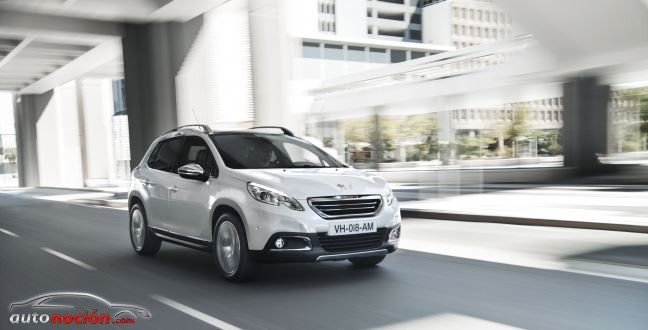 Peugeot crece en el segmento B
