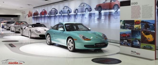 Porsche celebra los 50 Años del 911 en su museo