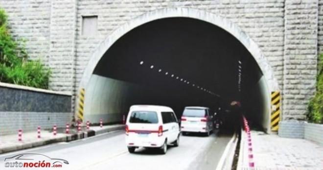 Los viajes en el tiempo existen y se pueden llevar a cabo en un túnel de China