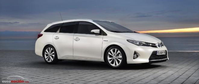 Toyota inicia la producción del nuevo Auris Touring Sports