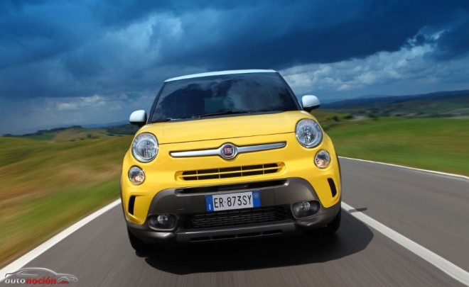 Comienza la comercialización del Fiat 500L Trekking