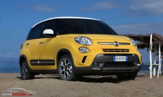 Nuevo 500L Trekking, el Fiat más aventurero