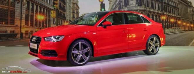 Audi Fórum Madrid presenta el nuevo A3 Sedan
