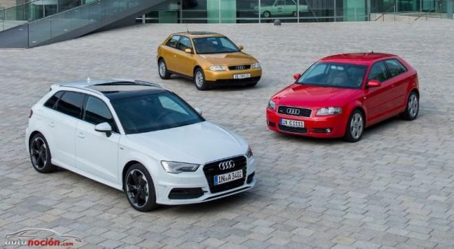 Tres millones de Audi A3