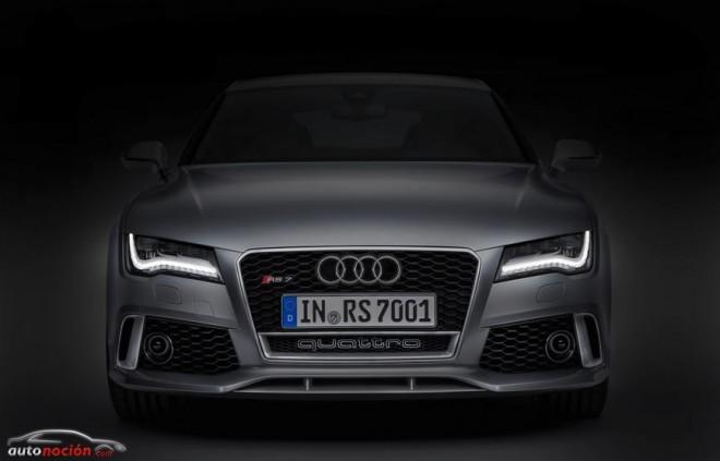 Audi RS 7 Sportback: La excelencia tiene un precio que parte de los 136.850 euros