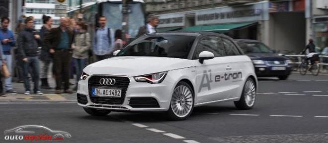 Audi participa en el asistente de semáforos