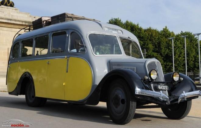 Con dos Chevrones: Así son los vehículos más raros de Citroën