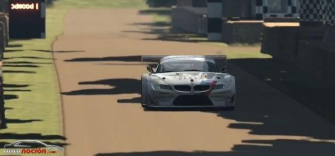 El Gran Turismo 6 te permitirá subir por la colina de Goodwood