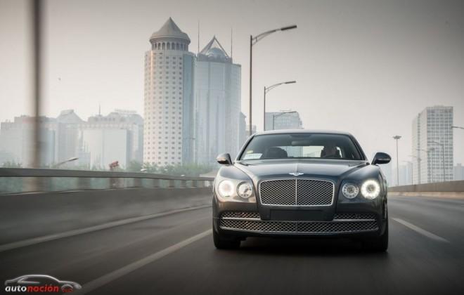 Las ventas de Bentley crecen un 9%