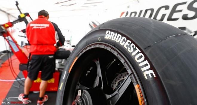 Bridgestone introducirá su nuevo neumático duro en Brno